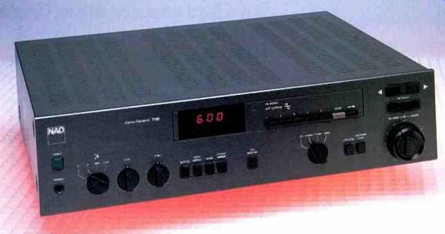 nad 7130 receiver sept 1985 rh gammaelectronics xyz