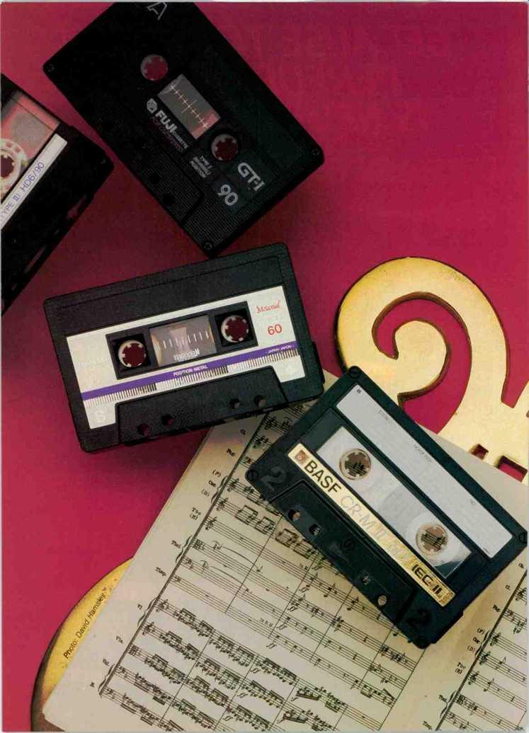 Cassette Tape Update: 49 Formulations (Jun  1986)