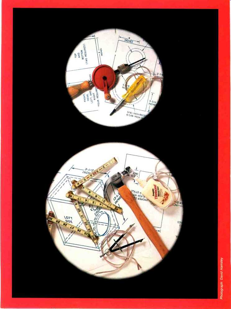 Speakers by Design by Ken Kantor -- Part 2 (Dec  1988)