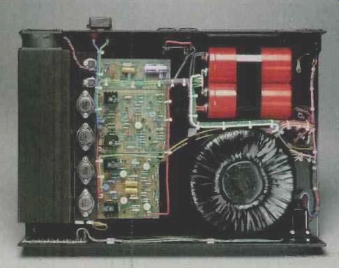 Naim Audio NAP 135 Mono Amp and NAC 72 Preamp (Mar  1992)