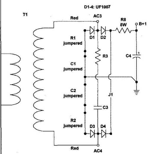 the gamp  adaptable power for tube amps